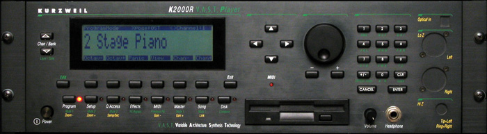 Kurzweil K2000R