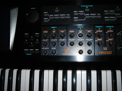 Roland V-Synth